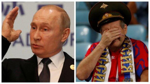 """Путин объявил нерабочим весь апрель, россияне восстали: """"Пойдем громить Ашаны"""""""