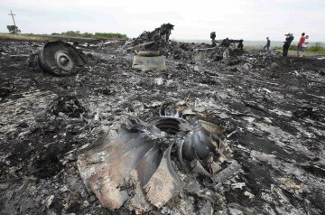 Чому слідство виключило атаку на Boeing з повітря