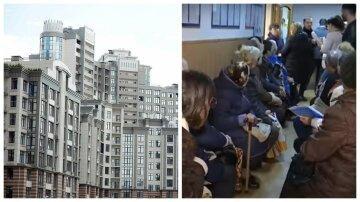"""Субсидии раздали жильцам элитных квартир: """"Купили за миллионы, а теперь просят деньги у государства"""""""