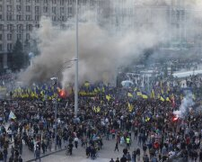 митинг Киев