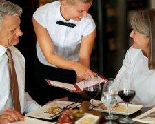 люди, ресторан, счет, оплата