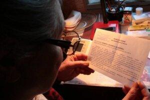 субсидии, пенсионерка, бабушка, платежки