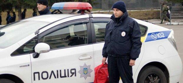 полиция украины авто