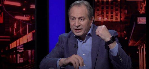 Томенко жорстко висловився про рейдерське захоплення Університету Шевченка: «Методи Гітлера з Геббельсом»