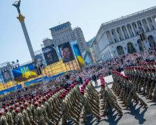 парад на день независимости