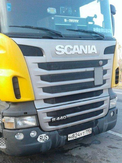 """У Закарпатті водії вантажівок """"під прицілом"""" – фото"""
