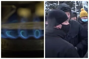газ, тарифи, ціни, українці