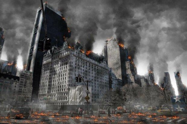 конец света, армагедон, апокалипсис