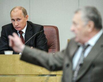Владимир Путин, Владимир Жириновский