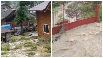 Стихія обрушилася на Україну: підтоплено будинки, дороги перетворилися на річки