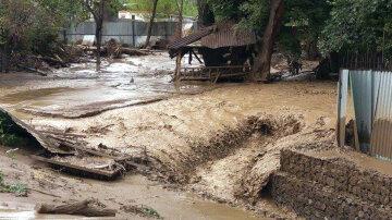 селевой поток, потоп, наводнение