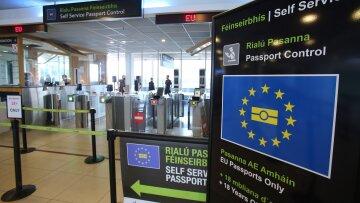 безвиз, поездки, ЕС