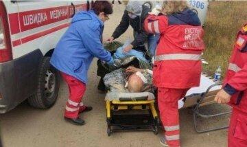 Мощный взрыв прогремел под Харьковом: есть погибшие и много раненых, первые кадры трагедии