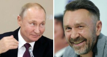 Владимир Путин, Сергей Шнуров