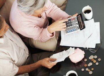 субсидия, социальные выплаты, пенсия, коммуналка