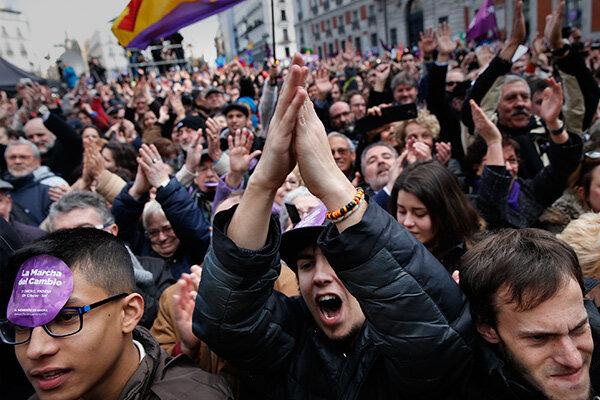 Радикальные партии теряют популярность в Европе