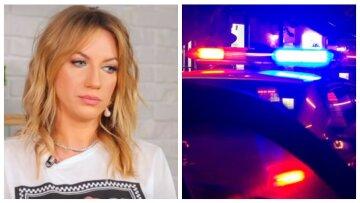 """Леся Никитюк в ДТП получила серьезную травму лица, кадры пугают: """"Машина сейчас лежит на боку..."""""""