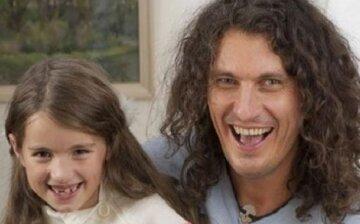 кузьма з дочкою