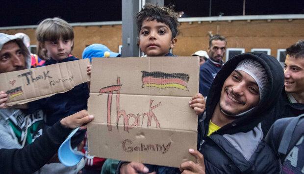 Беженцы, Германия