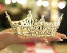 корона, красота, королева