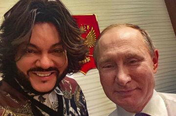 Филипп Киркоров, Владимир Путин