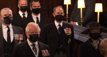 Похороны принца Филиппа прошли в прямом эфире, кадры с церемонии: как Елизавета ІІ попрощалась с мужем