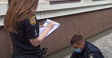 17-річний хлопець приїхав до Одеси заради грабежів, але йому не пощастило: ганебні кадри