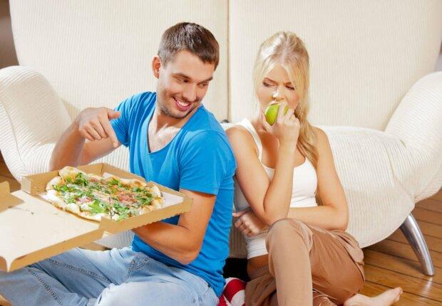 похудение, лишний вес, продукты