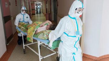 коронавирус, врачи, больница