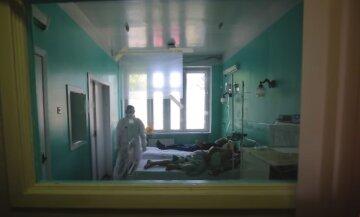 коронавирус, больница