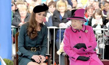 королева, Елизавета