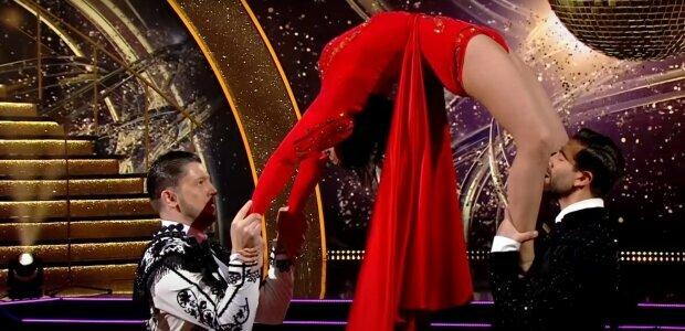 «Надя, не уподобляйся Фреймут»: Кухар из «Танців з зірками» ошарашила издевками над Мейхер