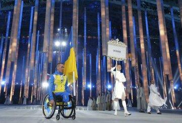 Украинская паралимпийская сборная Паралимпиада паралимпийцы