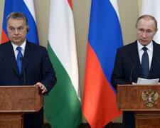 Виктор Орбан Владимир Путин Венгрия