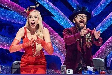 """Полякова и DZIDZIO на шоу """"Маска"""" зажгли на сцене, но украинцы не оценили: """"Скорбим по Андрею Данилко..."""""""