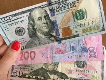 курс валют в украине, доллар, гривна