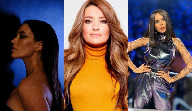 Даша Астаф'єва, Могилевська, Фреймут та інші зірки без макіяжу: як виглядають і хто опинився красивішою