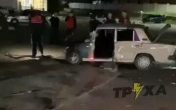 Водіїв забрала швидка: моторошна аварія сталася під Харковом, фото