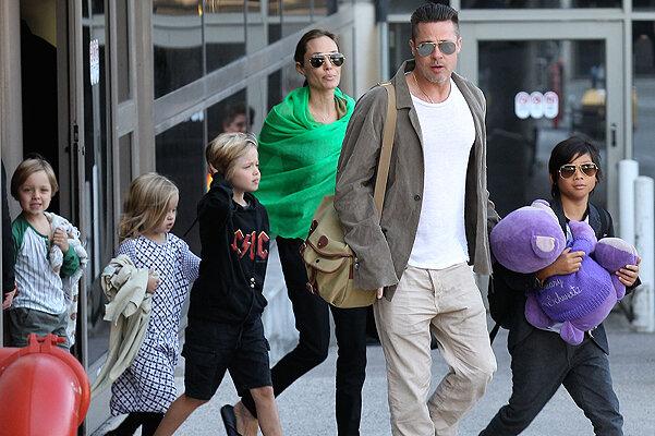 Дочь Анджелины Джоли заявила о расставании с матерью: «побег заметили не сразу»