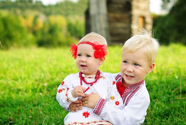 дети украина
