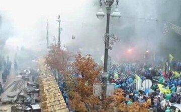 бунт евробляхеров протест