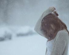 невезіння, зима