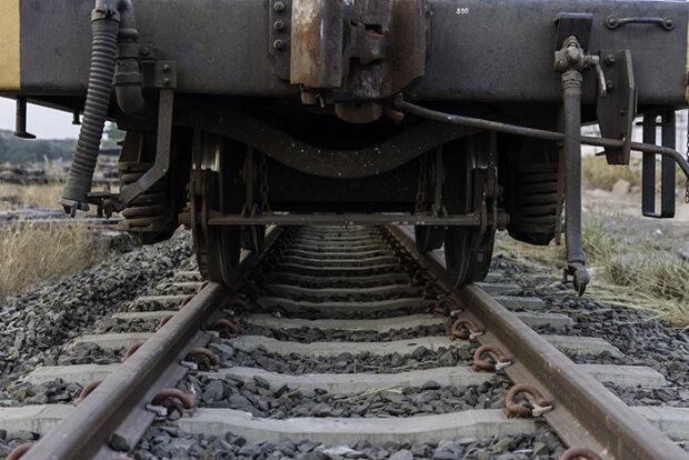 вагон, поезд, промышленный вагон, уголь