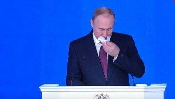 Здоров'я Путіна стрімко погіршується, колишній КДБіст розкрив важливі деталі: «Тягав за собою...»