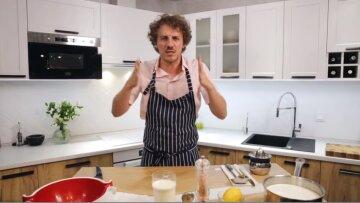 """Победитель """"Мастер Шеф"""" Клопотенко рассказал, как приготовить итальянский сыр в домашних условиях: «Всего четыре ингредиента»"""