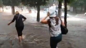 дождь, гроза, ливень, скрин