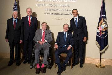 Буш-Обама-Клинтон