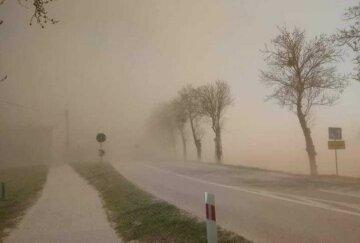 Пылевая буря из Сахары обрушится на Украину: стало известно, насколько это опасно