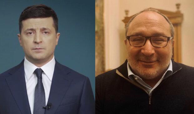 Владимир Зеленский, Геннадий Кернес
