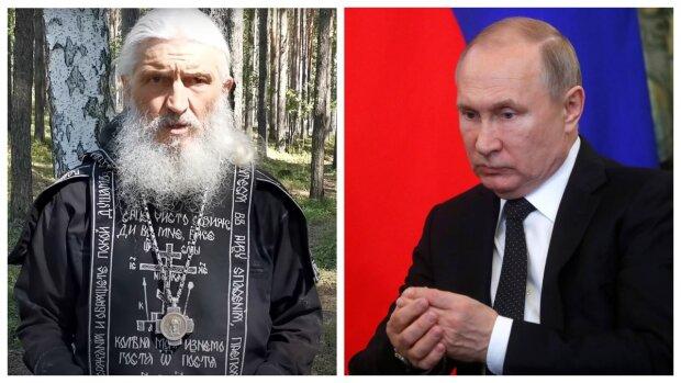 """Опальный """"духовник Поклонской"""" приказал Путину покаяться и отдать ему власть: """"Три дня -  и я..."""""""